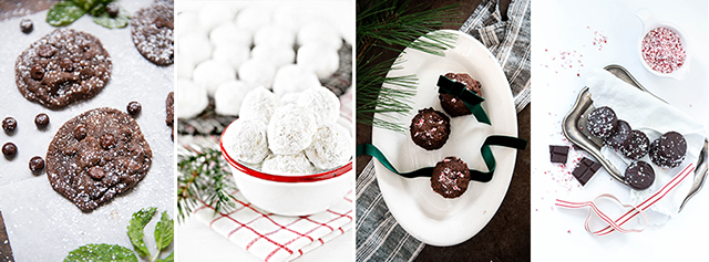 Cookies. Snowball Cookie Recipe