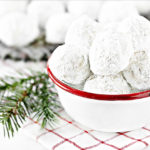 Snowball Cookie Recipe with Pecans