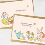 Free Easter Cards | 4×6 Printables