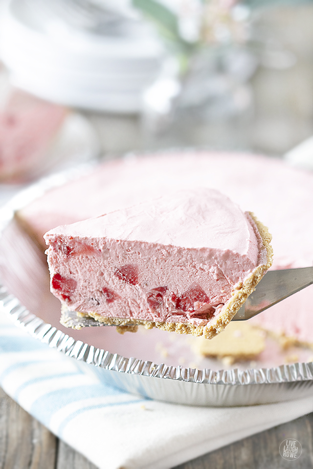 Slicing the Strawberry Pie