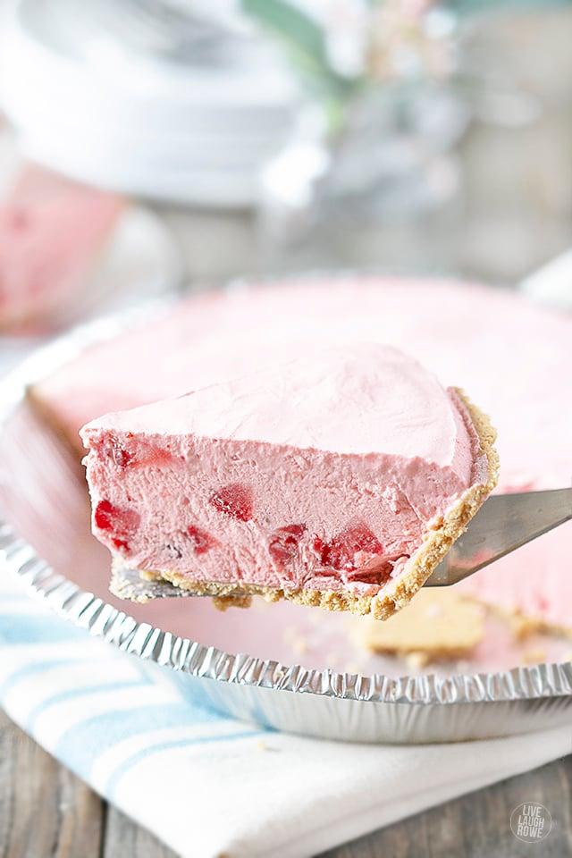 Slicing the Strawberry Pie