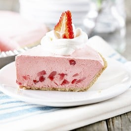Strawberry Pie Recipe with Jello