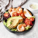 Zesty Shrimp Avocado Salad Recipe
