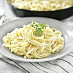 Homemade Alfredo Sauce Recipe | Easy and Delicious