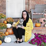Fall Porch Decor | Featuring My Sisters Front Porch