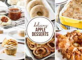 Apple Dessert Recipes