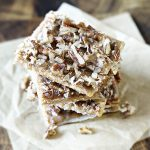 Bulldog Brittle | A Sweet and Crunchy Treat