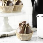 Peanut Butter Cocoa Bombs | Cozy in a Cup