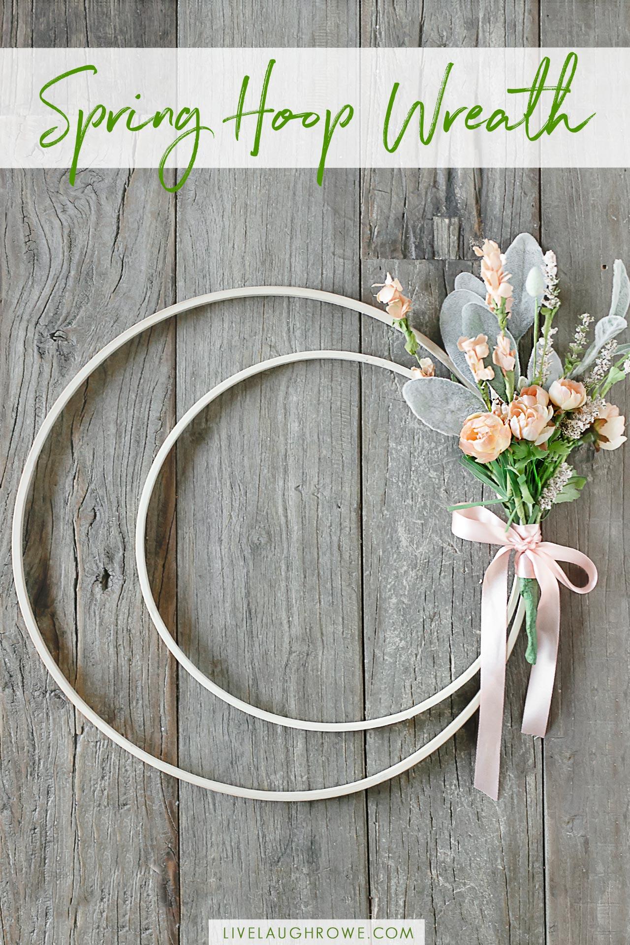 Beautiful Spring Wreath