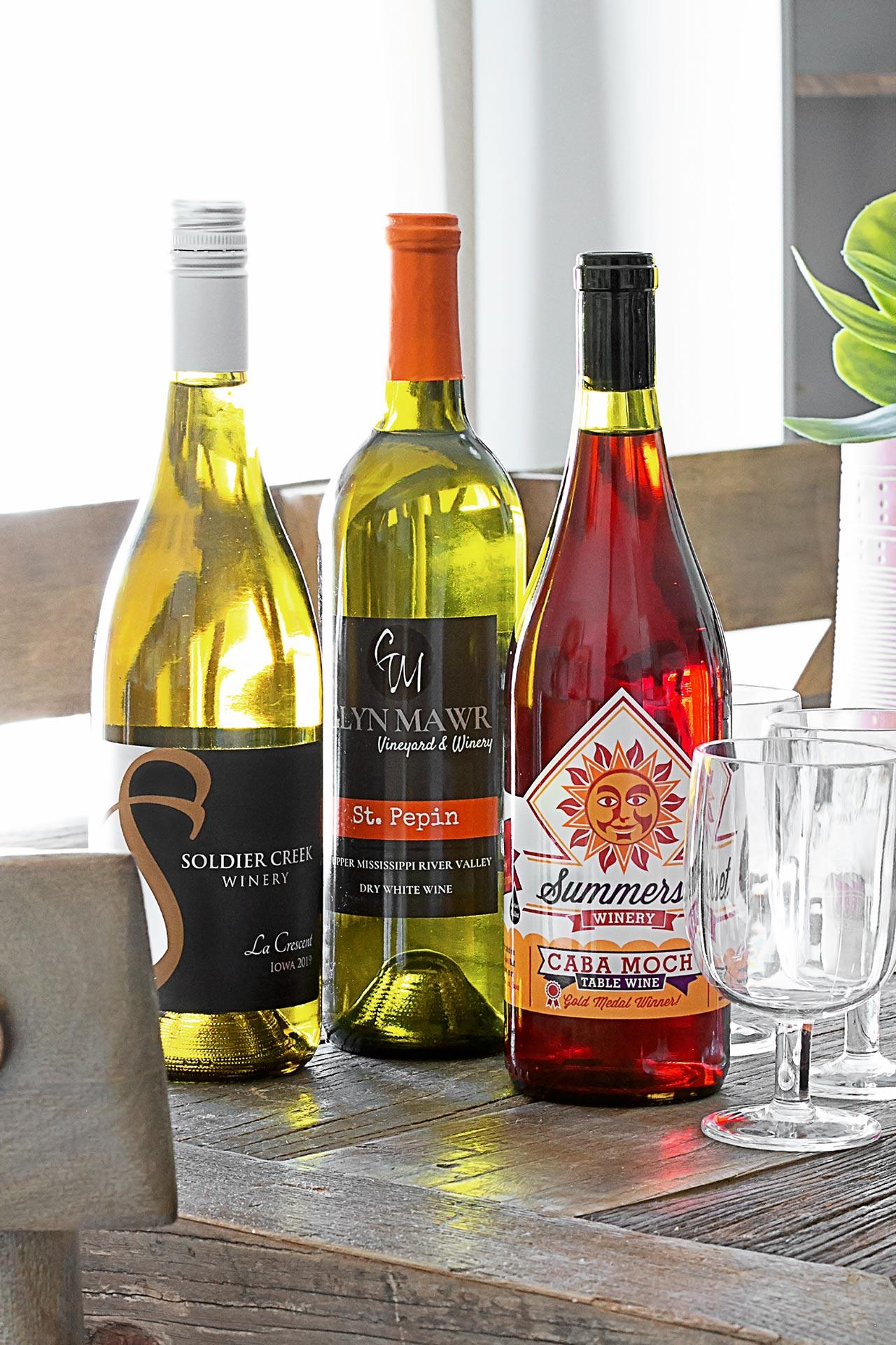 Travel Iowa Wines