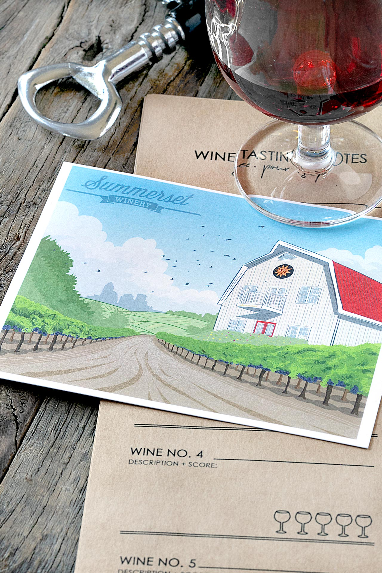 Travel Iowa. Summerset Winery